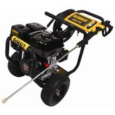3800 PSI - 3.5 GPM  Gas Pressure Washer
