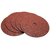 80 Grit Resin Fiber Discs
