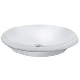 Oval Vessel Sink