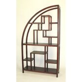 Hangchu Display Unit in Brown