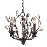 Circeo 13 Light Mini Candle Chandelier