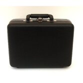 Light-Duty ABS Case in Black: 10 x 12.5 x 5.13