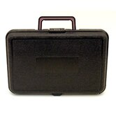 Blow Molded Case in Black: 8 x 12 x 3