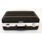 Standard Polyethylene Tool Case in Black: 14.25 x 18.5 x 7