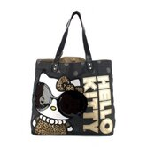 Leopard with Glasses Tote