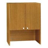 Quantum Series 37.13&quot; H x 28.88&quot; W Desk Hutch