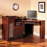 Vantage Corner Desk with 2 Box Drawers