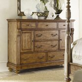 Sanctuary 7 Drawer Combo Dresser