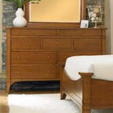 Abbott Place 9 Drawer Dresser