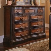 Preston Ridge 9 Drawer Mule Dresser