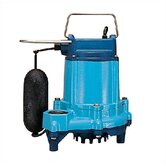 "1.5"" 1/3 HP ""Eliminator"" Submersible Sump / Effluent Pump"