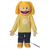 "25"" Katie Full Body Puppet"