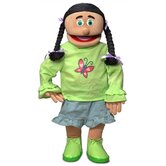 "30"" Jasmine Professional Puppet with Removable Legs"