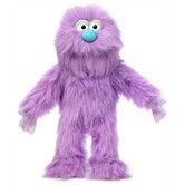 14&quot; Purple Monster Glove Puppet
