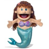"14"" Mermaid Glove Puppet"
