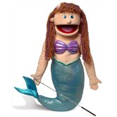 "25"" Mermaid Full Body Puppet"