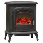 Stowe Electric Fireplace Stove