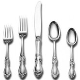 Queen Elizabeth 5 Piece Flatware Set