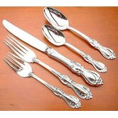 Queen Elizabeth 5 Piece Dinner Flatware Set