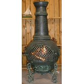 The Blue Rooster Outdoor Fireplaces