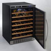 54 Bottle Built-In Wine Refrigerator