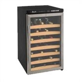 40 Bottle Wine Refrigerator with Digital Display