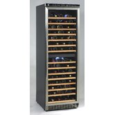149 Bottles Dual Zone Wine Cooler