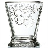 LaRochere 8.5 Ounce Water Glass in Versaillies Motif (Set of 6)