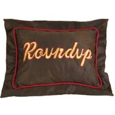 Tahoe Roundup Pillow