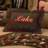 Tahoe Lake Pillow
