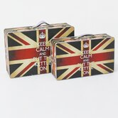 Britannia Suitcase (Set of 2)