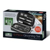 6 Piece Grooming Set