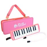 Schoenhut 25 Key Pink Melodica