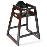 Hardwood High Chair