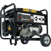 6000W 13 HP Generator with Mobility Kit
