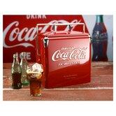 Classic Coca-Cola Picnic Cooler