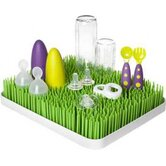 Lawn Countertop Drying Rack in Spring