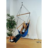 Swinger Hanging Chair in Blue