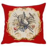 French Tapestry Cotton Arrosoir Pillow