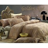 Dolce Mela Golden Age Duvet Cover Set