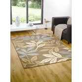 Vitality Marquess Brown / Blue Contemporary Rug