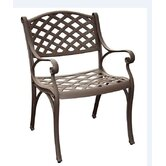 Eclipse Carver Chair (Set of 2)