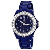 Women's Love Potion Watch in Dark Blue