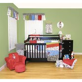 Dr Seuss The Cat in the Hat Crib Bedding Collection
