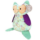 Jelly Bean Owl Stuffed Toy
