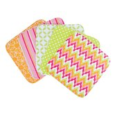 Savannah Bouquet Wash Cloth (Set of 5)