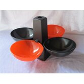 Creative Motion Serving Bowls