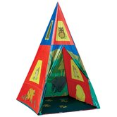 Wildlife Tee-Pee Play House