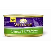 Turkey Strip Canned Cat Food (3-oz, case of 24)
