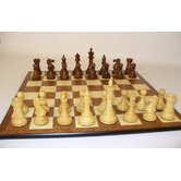 Sheesham British Chess Set
